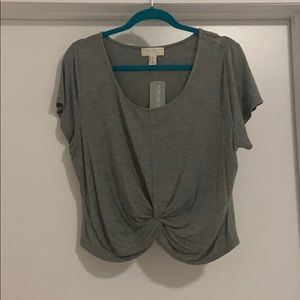 NWT 2XL Forever 21+ Crop Top